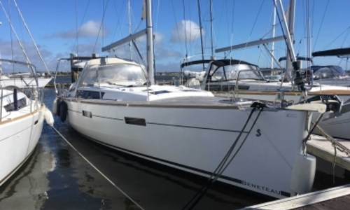 Beneteau Oceanis 45 For Sale In France For 179 000