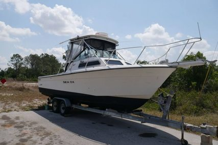 Sea Ox 260C for sale in United States of America for $14,500 (£10,896)