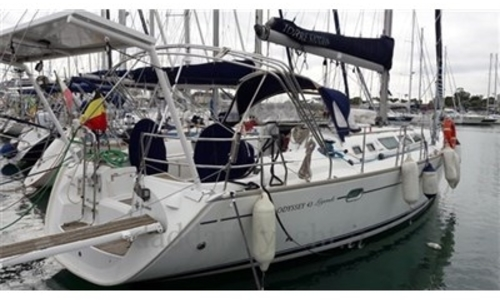 Jeanneau Sun Odyssey 43 for sale in Italy for 98 000 €