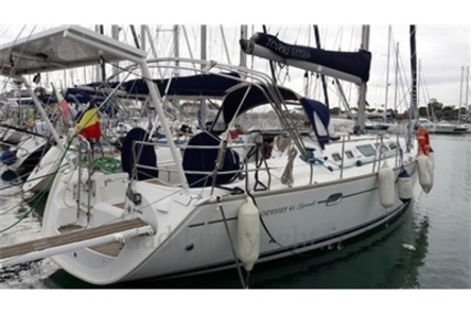 Jeanneau Sun Odyssey 43 for sale in Italy for €98,000 (£87,534)