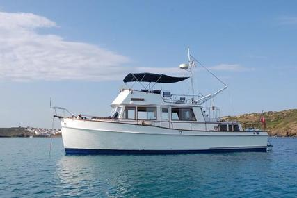 Grand Banks 42 for sale in Spain for €275,000 (£240,896)