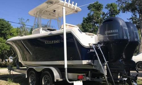 Image of Sailfish 240 CC for sale in United States of America for $93,000 (£73,023) Ormond Beach, Florida, United States of America