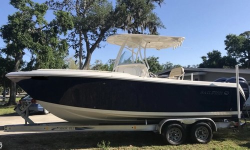 Image of Sailfish 240 CC for sale in United States of America for $90,000 (£68,514) Ormond Beach, Florida, United States of America