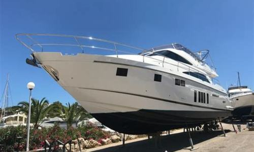 Image of Fairline Squadron 65 for sale in Spain for £1,399,999 Boats.co.uk, Cala d'or, Spain