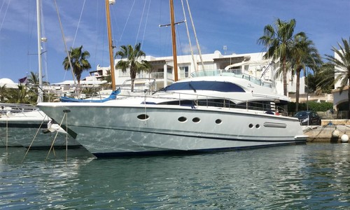 Image of Fairline Squadron 62 for sale in Spain for 379.950 £ Spain