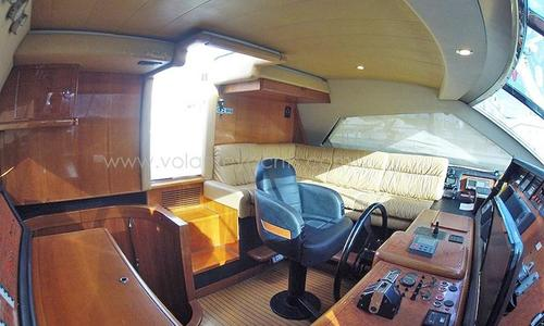 Image of Ferretti 80 RPH for sale in Gibraltar for €749,000 (£669,611) Gibraltar