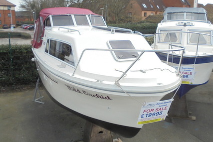 Viking 20 Wide Beam for sale in United Kingdom for £19,995 ($26,848)