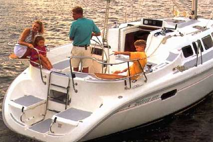Hunter 336 for sale in Spain for €65,000 (£57,119)