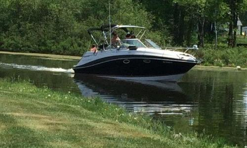 Image of Four Winns 278 for sale in Canada for P.O.A. Morrisburg, ON, Canada