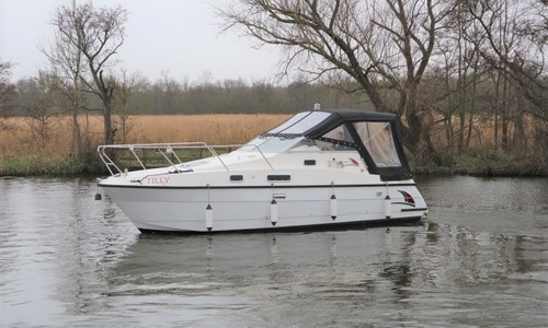 Image of Shadow 26 Cabriolet for sale in United Kingdom for £32,950 Norfolk Yacht Agency, United Kingdom