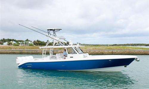 Image of Everglades 435CC for sale in United States of America for $679,000 (£476,960) Jupiter, United States of America