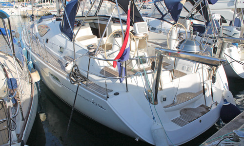 Image of Jeanneau Sun Odyssey 42 DS for sale in Spain for €137,500 (£119,583) ALMERIA (), Spain