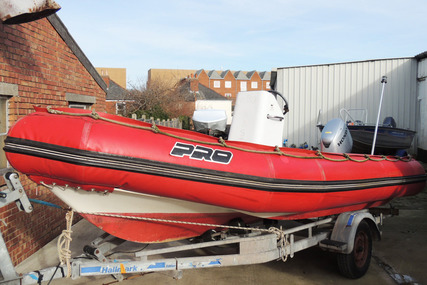 Zodiac Pro 530 RIB for sale in United Kingdom for £2,995