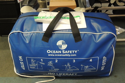 Ocean Safety  ISO 9650 SOLAS B Liferaft 8 Person Valise for sale in United Kingdom for £1,600