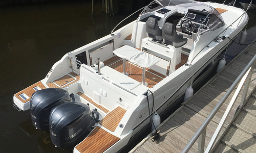 Image of Jeanneau Cap Camarat 9.0 wa for sale in United Kingdom for £119,995 South East, United Kingdom