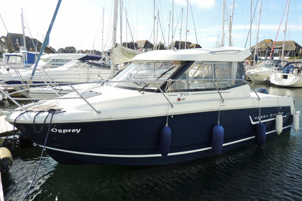 Jeanneau Merry Fisher 755 Legende - Yamaha F150 for sale in United Kingdom for £39,995