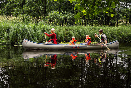 LINDER Inkas 525 Canoe - New Ex-Display for sale in United Kingdom for £840
