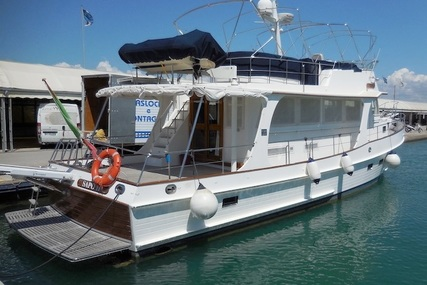 Grand Banks 52 Europa for sale in France for €750,000 (£656,990)