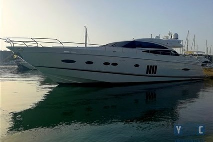 Princess V78 for sale in Croatia for €1,790,000 (£1,570,272)