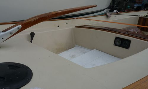 Image of Deben Lugger Open GRP Launch - Diesel inboard for sale in United Kingdom for £8,995 Brightlingsea, United Kingdom