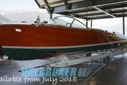 Riva Tritone 40 for sale in Italy for €360,000 (£315,950)