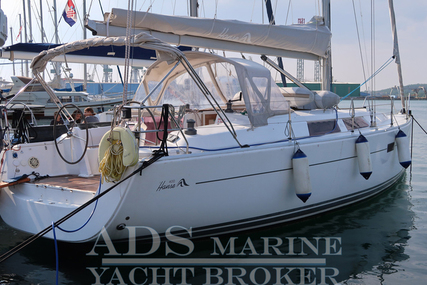 Hanse 400 for sale in Croatia for €99,000 (£86,996)