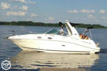 Sea Ray 260 Sundancer for sale in United States of America for $56,200 (£42,233)