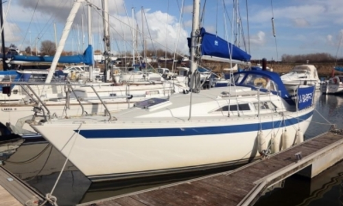 Image of Moody 27 for sale in United Kingdom for £14,995 BURNHAM ON CROUCH, United Kingdom