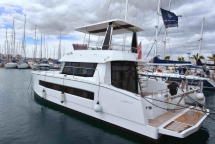 Fountaine Pajot MY 37 for sale in Spain for €418,000 (£364,140)
