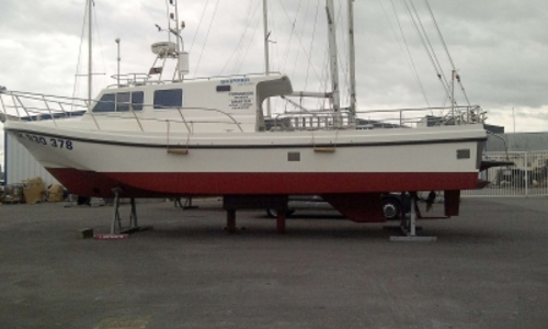 Image of GLASS BOTTOM 39 VAYRON for sale in France for 115 000 € (101 335 £) DUNKERQUE, France