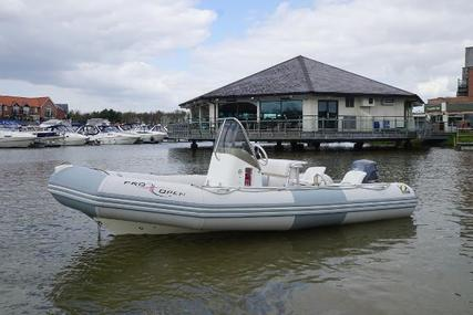 Zodiac Pro Open 550 for sale in United Kingdom for £11,950