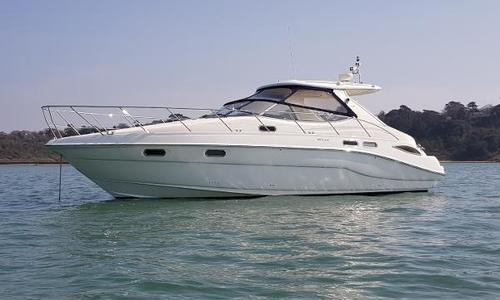 Image of Sealine S41 Sports Cruiser for sale in United Kingdom for 109 950 £ Swanwick, United Kingdom
