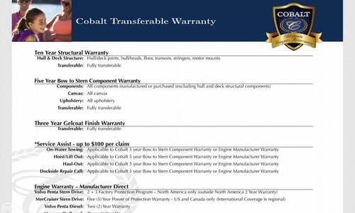 Image of Cobalt 23SC for sale in United States of America for $75,000 (£58,890) Charleston, South Carolina, United States of America