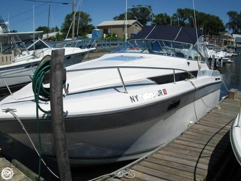 Chris craft amerosport 25 day cruiser for sale in united for Chris craft cruiser for sale