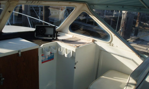 Image of Uniflite 28 Salty Dog for sale in United States of America for $14,795 (£11,823) Bayonne, New Jersey, United States of America