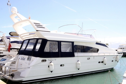 Elegance Yachts 70 for sale in Spain for €389,000 (£340,759)