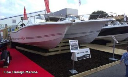 Image of White Shark 206 CC for sale in United Kingdom for £45,432 Poole, United Kingdom