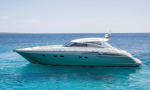 Image of Princess V58 for sale in Spain for €365,000 (£324,369) Ibiza, Spain