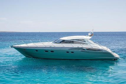 Princess V58 for sale in Spain for €365,000 (£327,745)