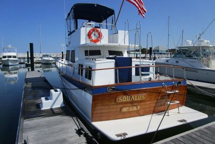 Ta Chiao CT 35 Trawler for sale in United States of America for $59,000 (£44,338)