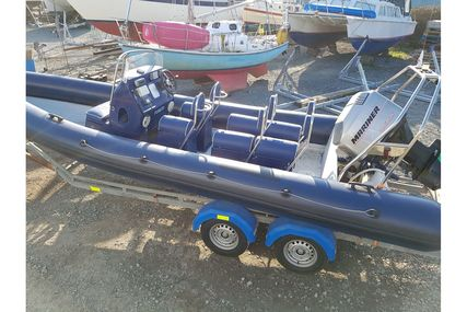 Porters 6.5m RIB for sale in United Kingdom for £18,000