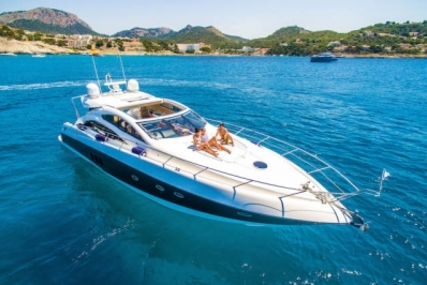 Sunseeker Predator 62 for sale in Spain for €580,000 (£509,675)