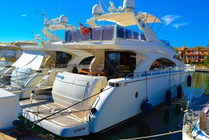 Dominator 68 S for sale in Spain for €695,000 (£619,518)