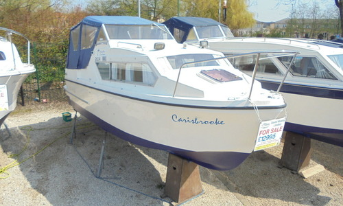 Image of Dolphin/ Viking 21 Narrowbeam for sale in United Kingdom for £12,995 East Midlands, United Kingdom