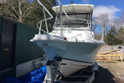 Angler 2500 WA for sale in United States of America for $39,000 (£29,380)