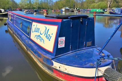 Narrowboat Heron Boatbuilders 45' for sale in United Kingdom for £24,950