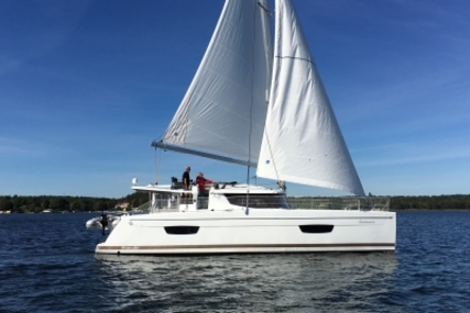 Fountaine Pajot Helia 44 for sale in Portugal for kr4,700,000 (£406,525)