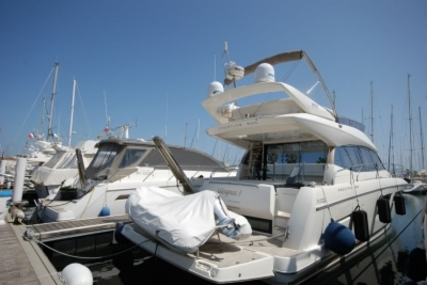 Prestige 500 for sale in France for €595,000 (£525,261)
