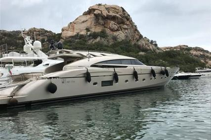 AB Yachts 116 for sale in Italy for €4,850,000 (£4,251,216)