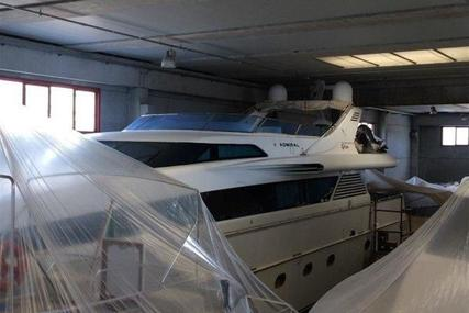 Admiral 30 for sale in Italy for €950,000 (£833,758)